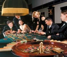 Poker party napkins